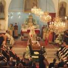 De l'Egypte à Beyrouth, les arméniens catholiques font leurs adieux àleur patriarche