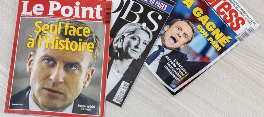 Le Pape François invite Macron à se souvenir des racines chrétiennes de la France