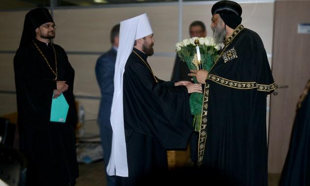 Le Pape Tawadros II reçoit le prix de « promotion de l'unité entre les orthodoxes »