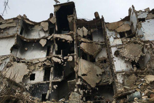 """""""Le Journal de Myriam"""", la guerre en Syrie à hauteur d'enfant"""