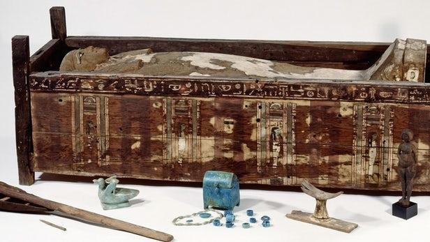 L'ADN de la momie ancienne révèle des surprises sur les origines génétiques des Égyptiens
