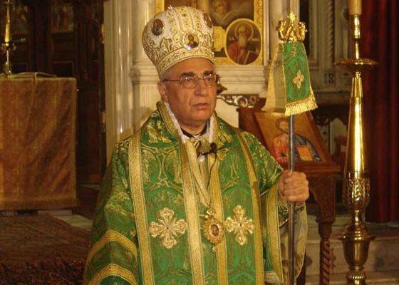 Joseph Absi, nouveau patriarche de l'Église grecque-catholique