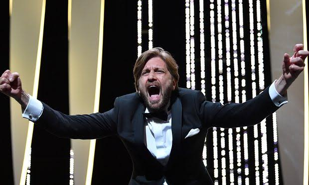 "La Palme d'or attribuée à ""The Square"" du Suédois Ruben Östlund"
