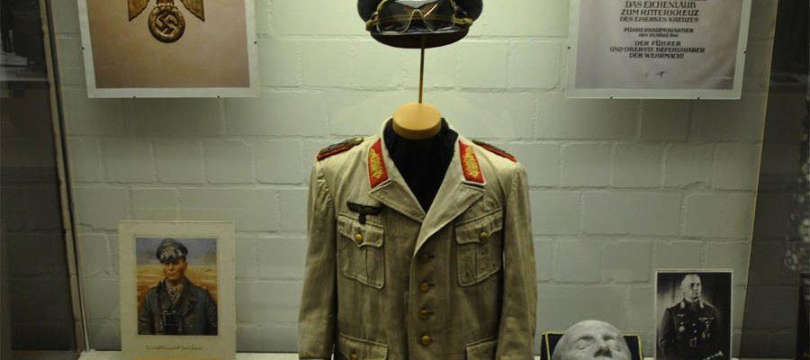 """Réouverture du musée """"Rommel"""""""