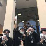 Le Pape Tawadros clôture sa tournée en Australie