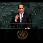 Al-Sissi au grand rendez-vous diplomatique