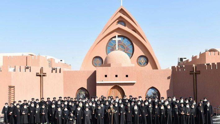 Le Pape Tawadros: Père, Amour et Grâce