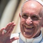 Le Pape François joue son propre rôle projeté au Festival de Cannes