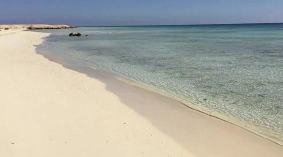 Charm El-Louli en tête de liste des 10 meilleures plages du Moyen-Orient par TripAdvisor